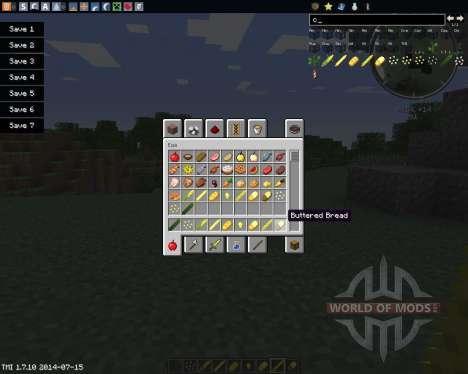 Complex Crops для Minecraft