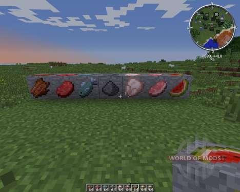 LazyMiners для Minecraft