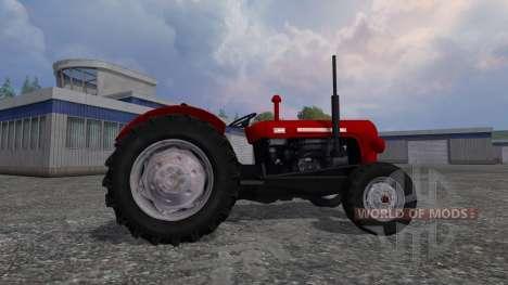 Massey Ferguson 35 v2.0 для Farming Simulator 2015