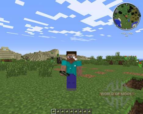 MC GiftBox для Minecraft