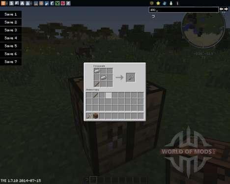 MC Sickle для Minecraft
