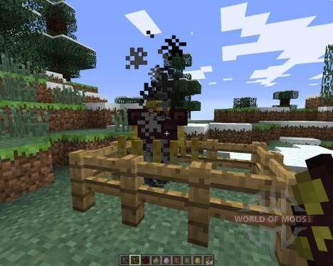 Primitive Mobs для Minecraft