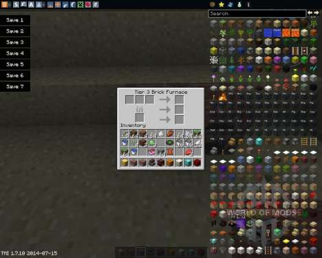 More Furnaces для Minecraft