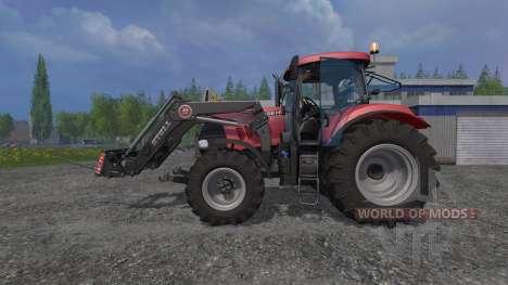 Case IH Puma CVX 160 FL [Ploughing Spec] для Farming Simulator 2015