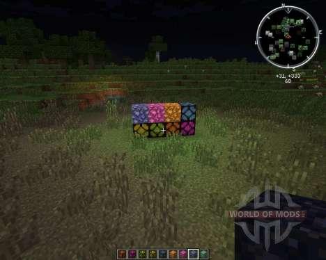 Colored Light для Minecraft