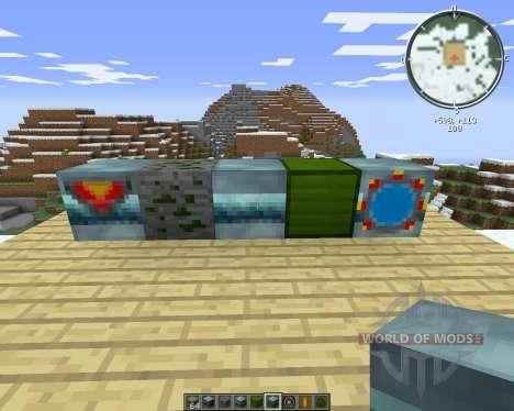 Gregs SG Craft для Minecraft