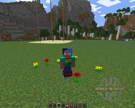 Special Armor для Minecraft
