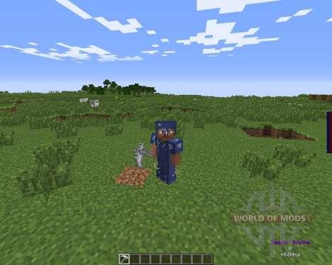 Gods Sacred Items для Minecraft