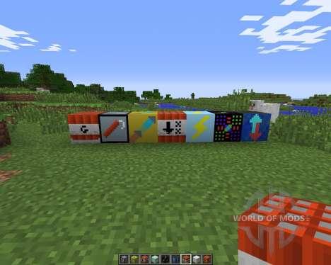Gizmos для Minecraft