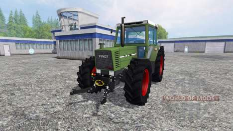 Fendt Farmer 310 LSA v2.0 для Farming Simulator 2015