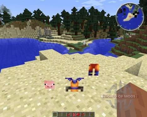 The Great Pigoku для Minecraft