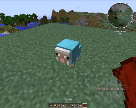 Animal Bikes для Minecraft