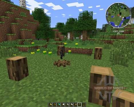 ScoutCraft для Minecraft