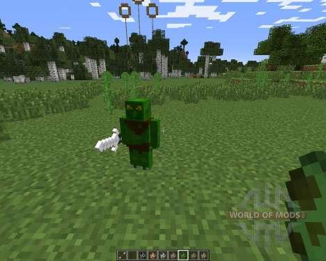 Goblins and Giants для Minecraft