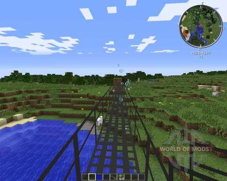 Catwalks для Minecraft