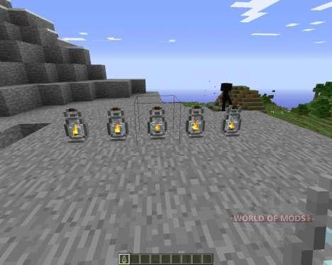 Lantern для Minecraft