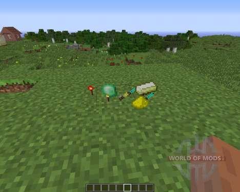 Half Stick для Minecraft