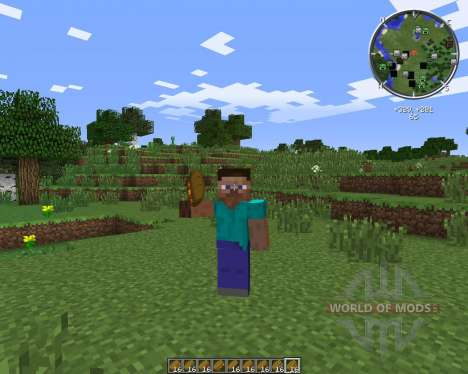 Mob Sandwiches для Minecraft