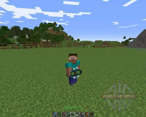 More Swords для Minecraft