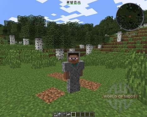 Steel Sheep для Minecraft