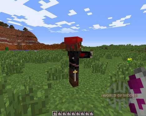 More Herobrines для Minecraft