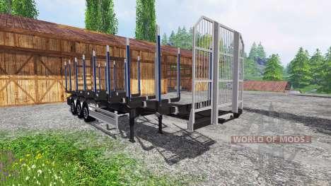 Fliegl Grume для Farming Simulator 2015