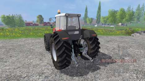 Massey Ferguson 8140 v2.0 для Farming Simulator 2015