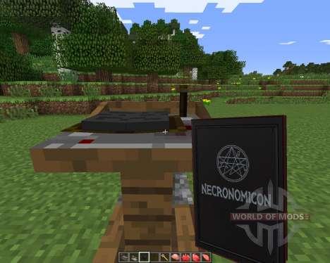 The Necromancy для Minecraft
