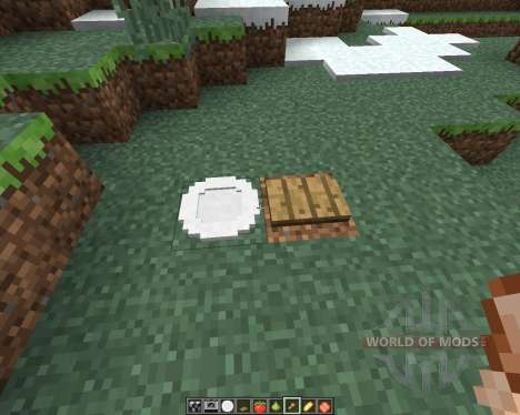 The Kitchen для Minecraft