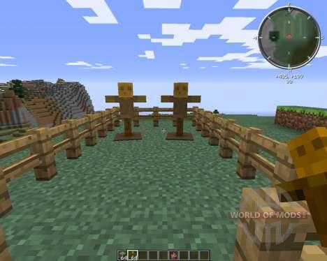 Test Dummy для Minecraft