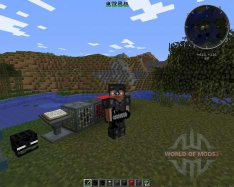 Ender IO для Minecraft