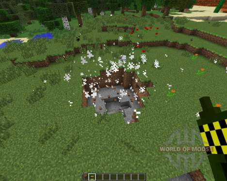 The Sabotage для Minecraft