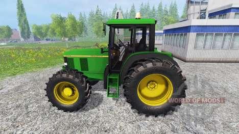 John Deere 6100 для Farming Simulator 2015
