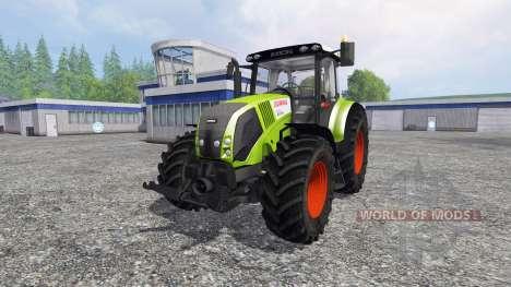 CLAAS Arion 820 для Farming Simulator 2015