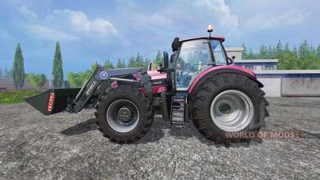 Deutz-Fahr Agrotron 7250 Forest Queen pink для Farming Simulator 2015