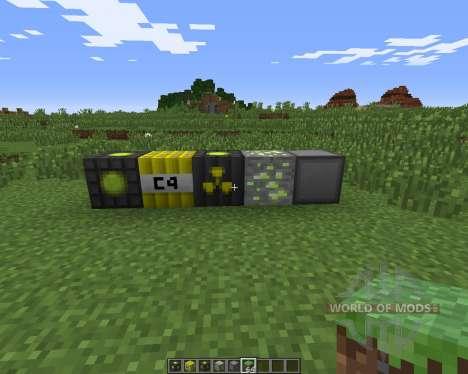 Nuclear Craft для Minecraft