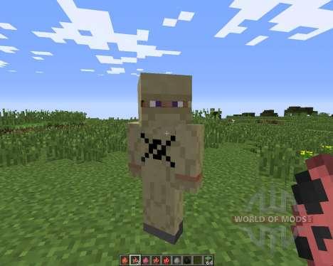 Mo People для Minecraft