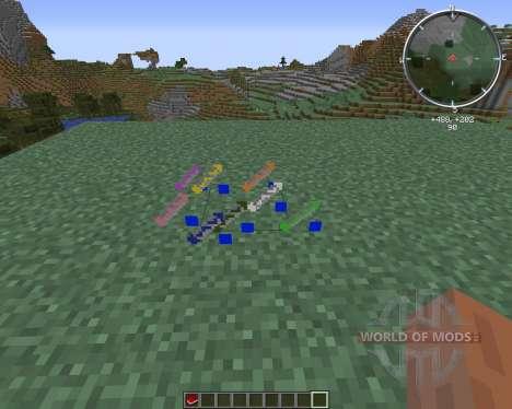 OpenBlocks для Minecraft