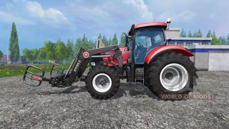 Case IH Puma CVX 160 FL v1.0 для Farming Simulator 2015