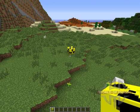 Nuclear Bomb для Minecraft