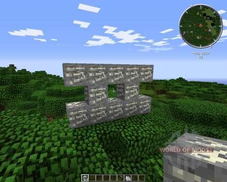 MC Fossil для Minecraft