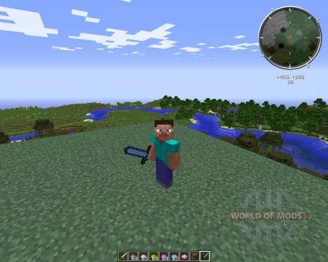 Colorful Tools для Minecraft