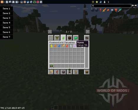 FandomCraft для Minecraft