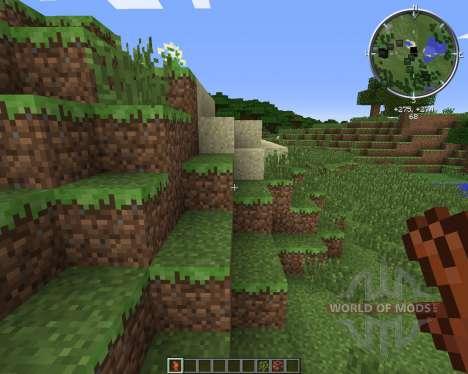 Freerunners для Minecraft