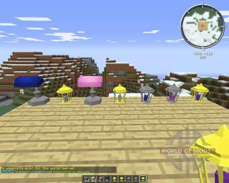 BiblioCraft для Minecraft