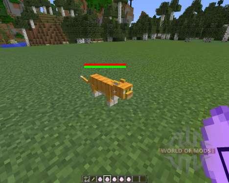 Useful (Battle) Pets для Minecraft