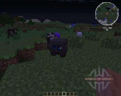 Kirby and Friends для Minecraft
