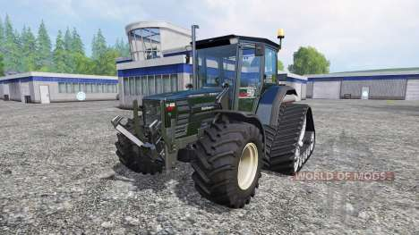 Hurlimann H488 v1.4 для Farming Simulator 2015