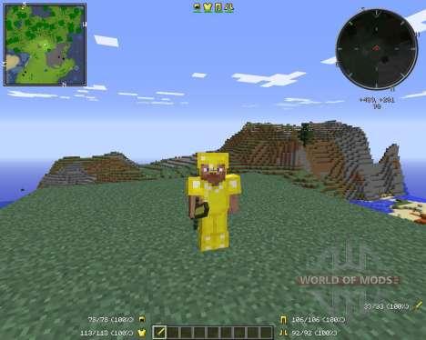 Better PvP для Minecraft