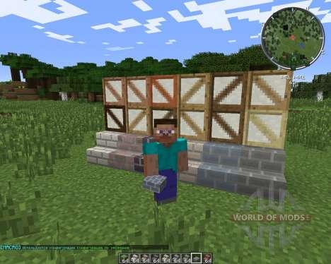 More Materials для Minecraft